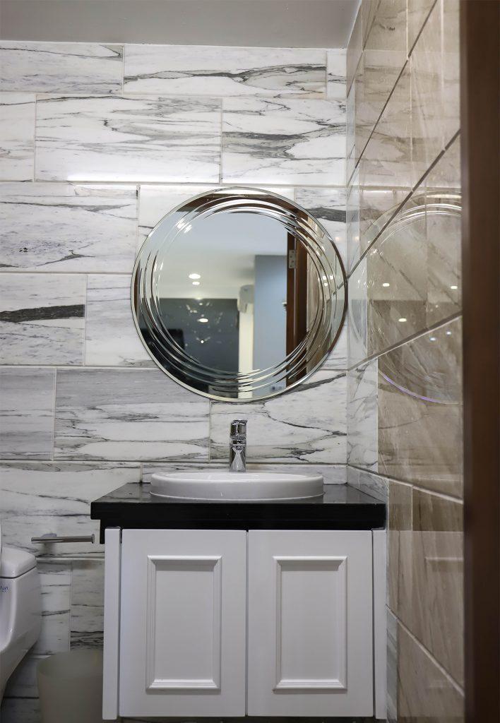 9+ Contoh Desain Cermin Kamar Mandi Mulai dari Minimalis