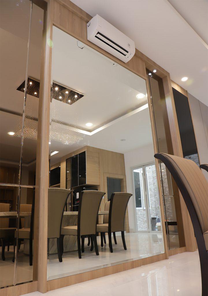 6+ Contoh Desain Kaca Cermin Cantik Untuk Rumah dan Kantor