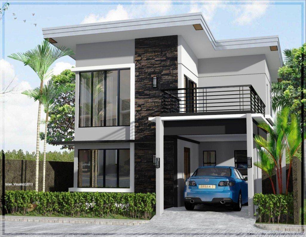Model Rumah Tipe 120 Elite Art Glass Rumah minimalis kaca sudut